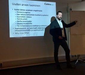 Business Camp Turku – Yrityksen kilpailukyvyn johtaminen