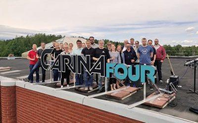 Carinafour mukana suomalaisen suojaintuotannon käynnistämisessä