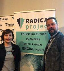 Carinafour mukana Radical-projektissa – tulevaisuuden insinöörit koulutetaan yritykseen sopiviksi