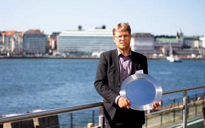 Vuoden Sisälogistiikka-palkinto Firalle